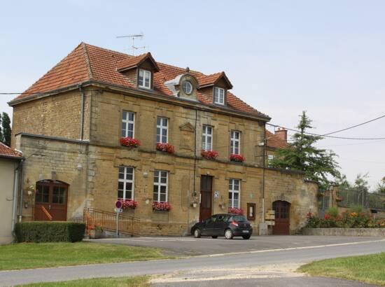 Mairie de Thenorgues