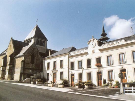 Mairie de Vandy