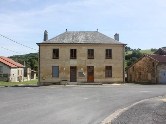Mairie de Vaux-en-Dieulet