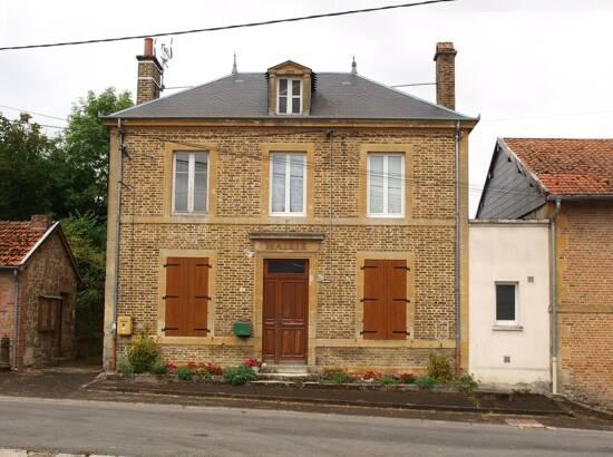 Mairie de Vaux-les-Mouron