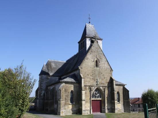 Église de Vrizy