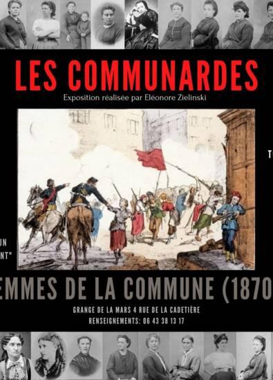 """Exposition """"Les Communardes"""""""