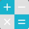 pictogramme calculette regroupement de crédits