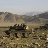 AMX10RCR freins de direction ATV