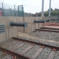 RATP Ligne A SDLA Chessy heurtoirs à absorption_2
