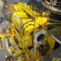 Treuil NFM projet BP Quad 204 Pinces DS300SH