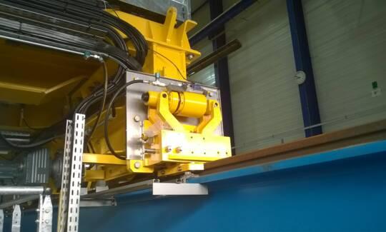 Pince-rail ATV SH55K REEL pour EDF Rénovation