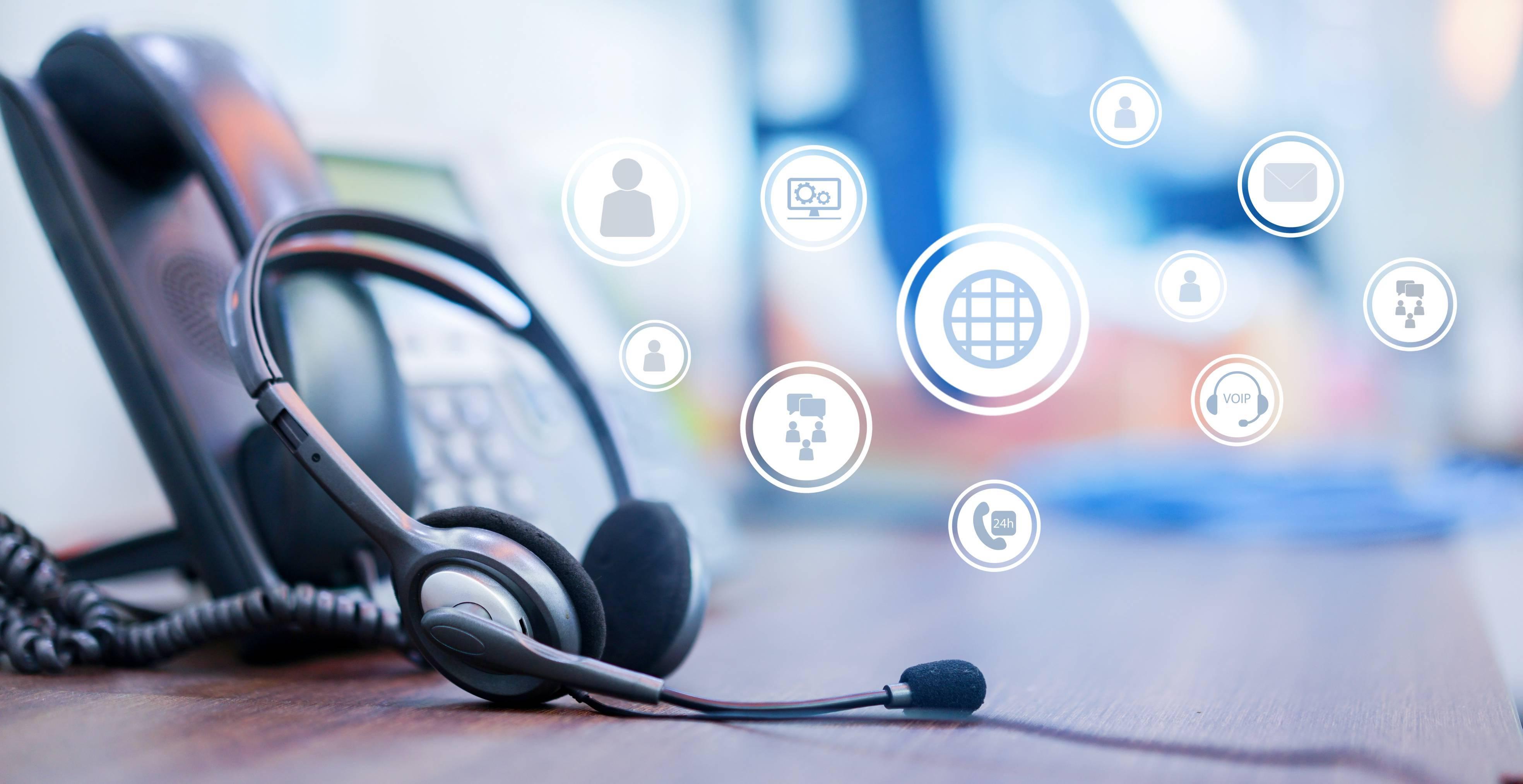 standard téléphonique virtuel
