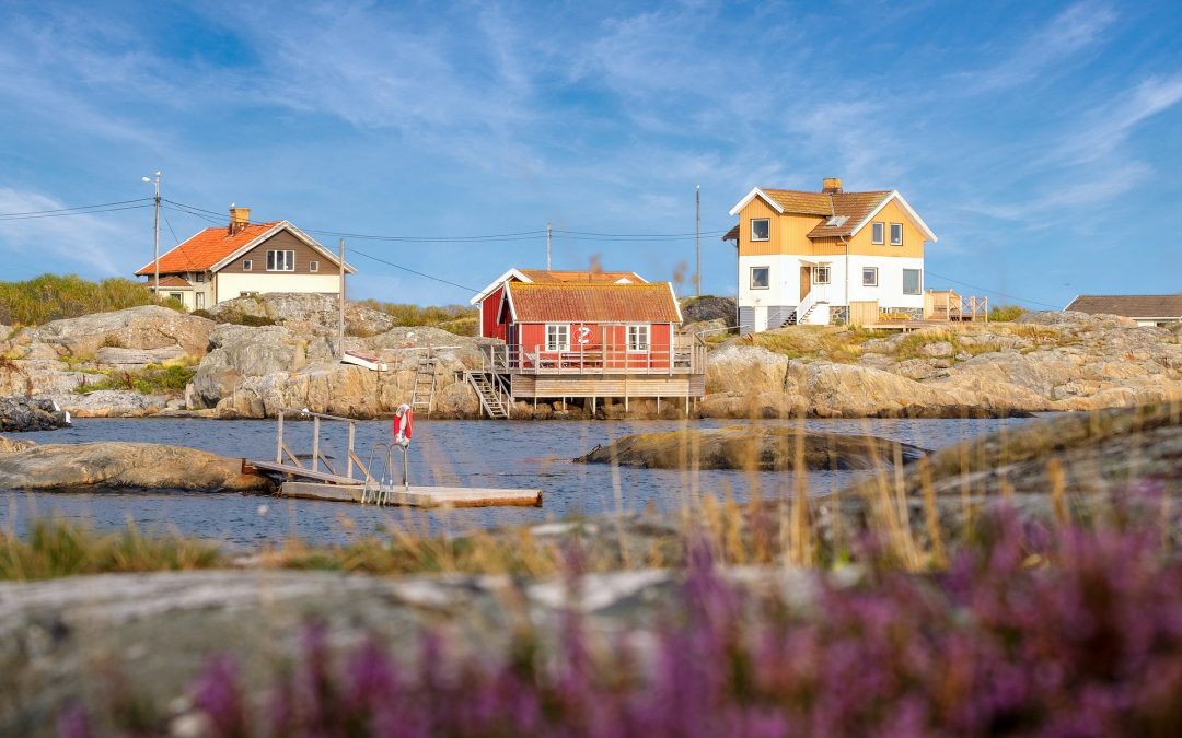 Maisons de plage que nous aimons et quelques achats sur la côte