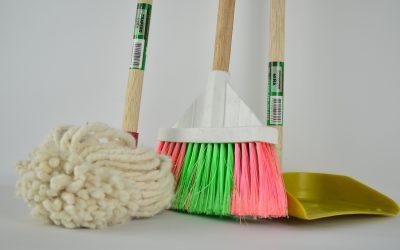 Comment nettoyer votre maison en moins de 30 minutes