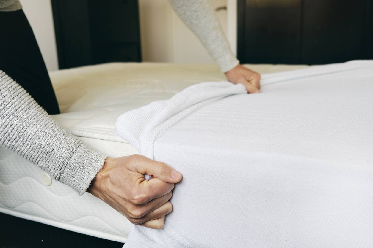 protège-matelas incontinence