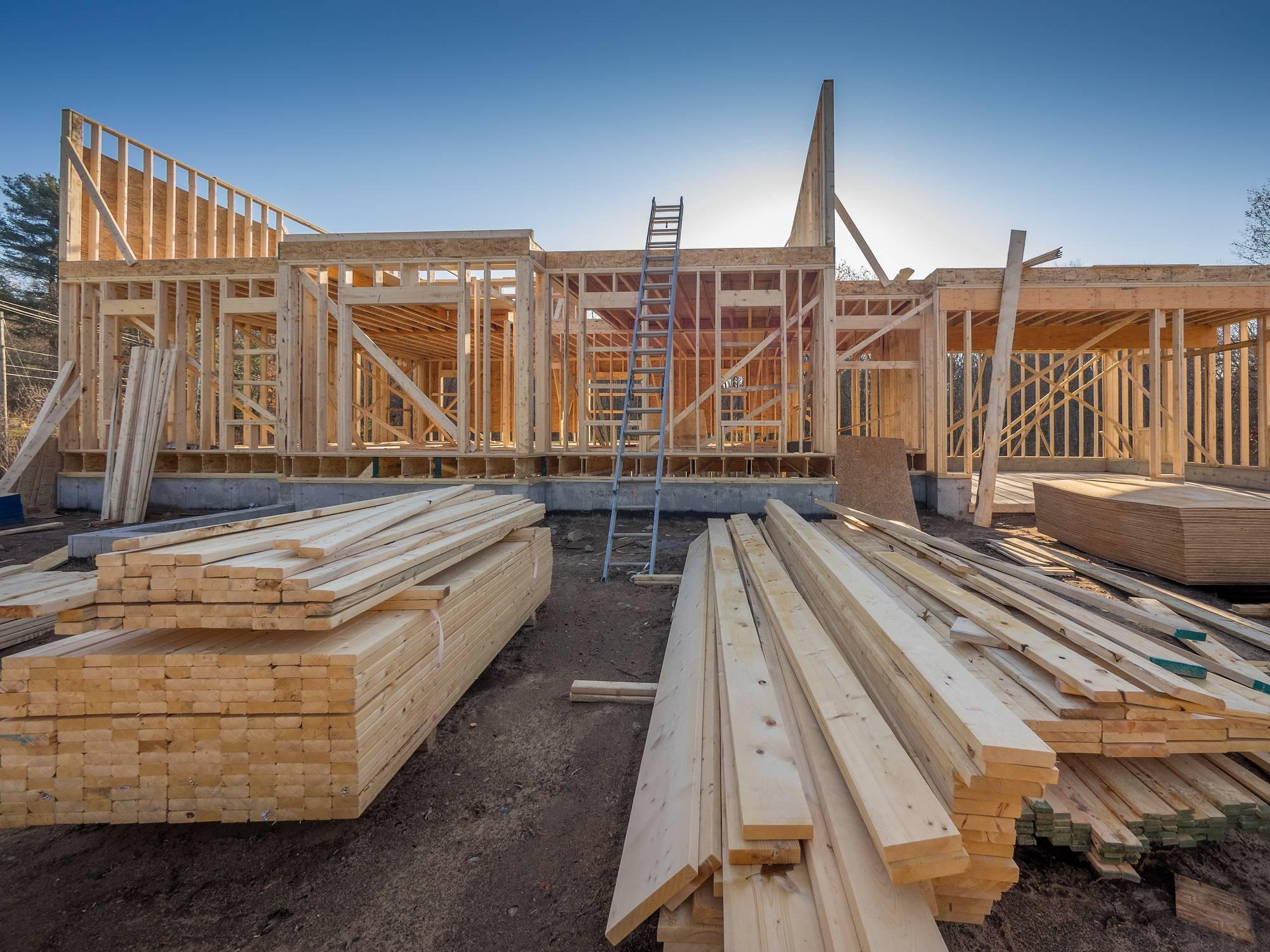 maison durable en bois