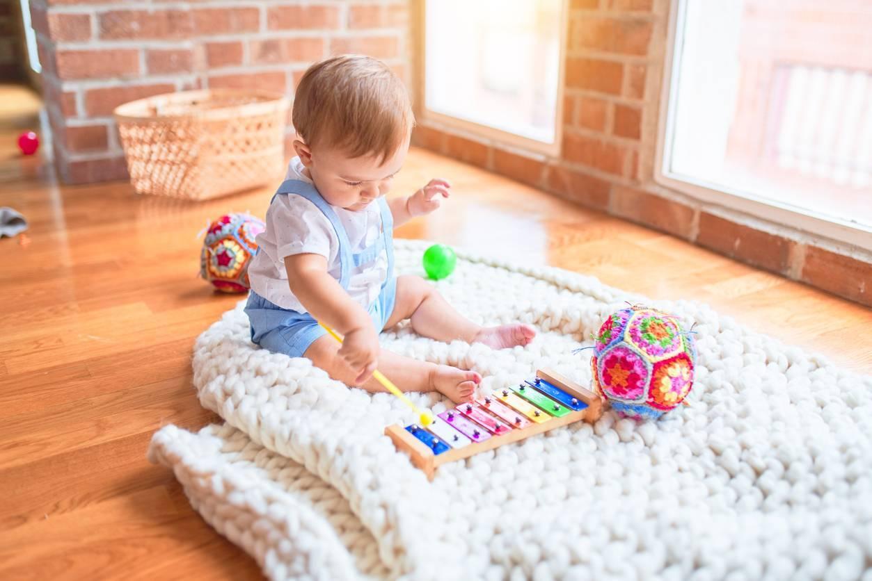 jouets bébé montessori