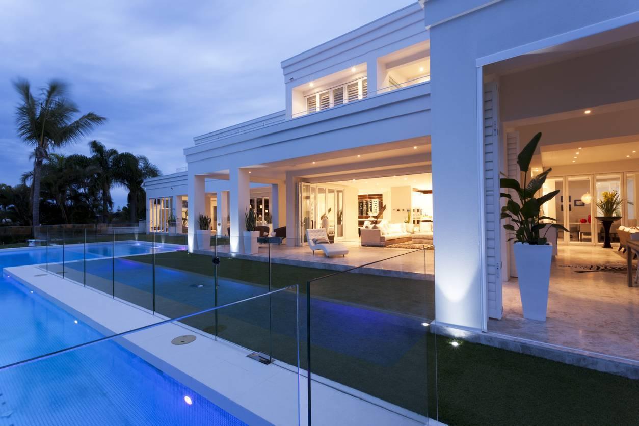 Immobilier de luxe sur la Côte d'Azur