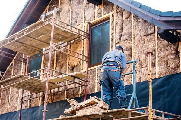 travaux isolation habitation nouvelles constructions