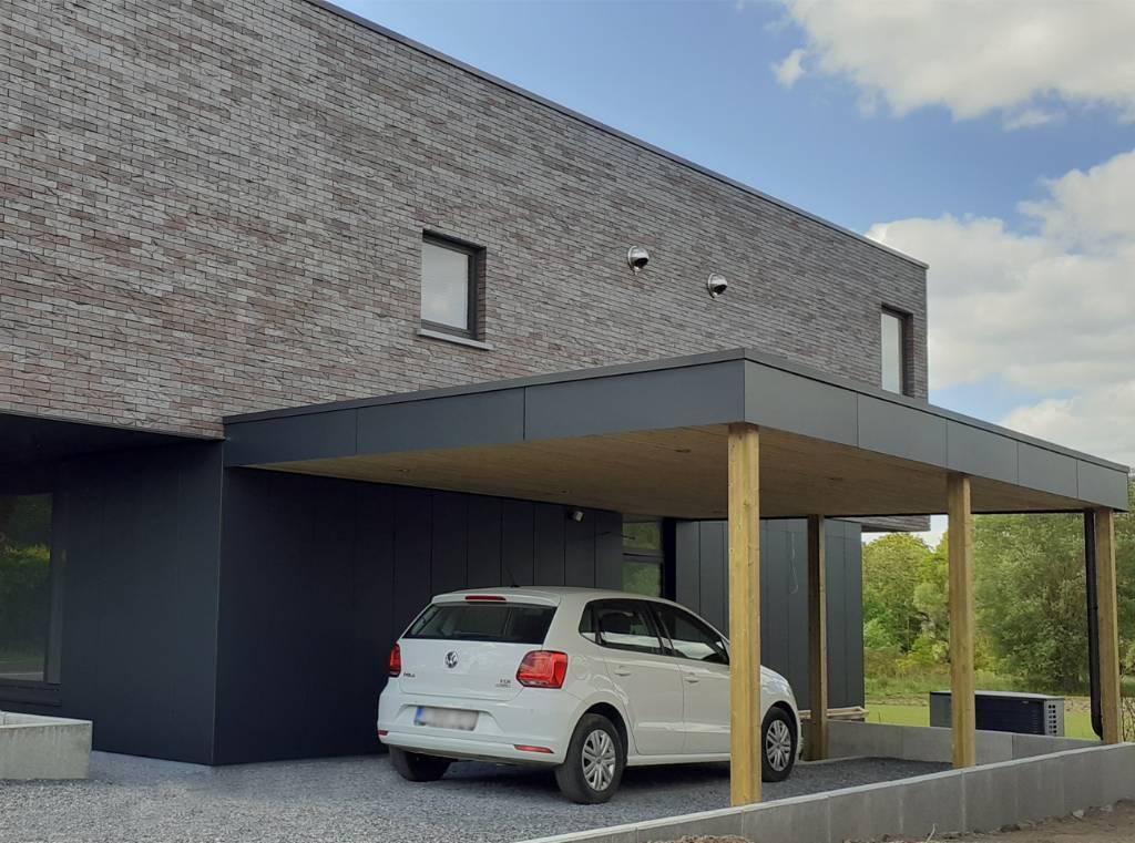 carport protection voiture