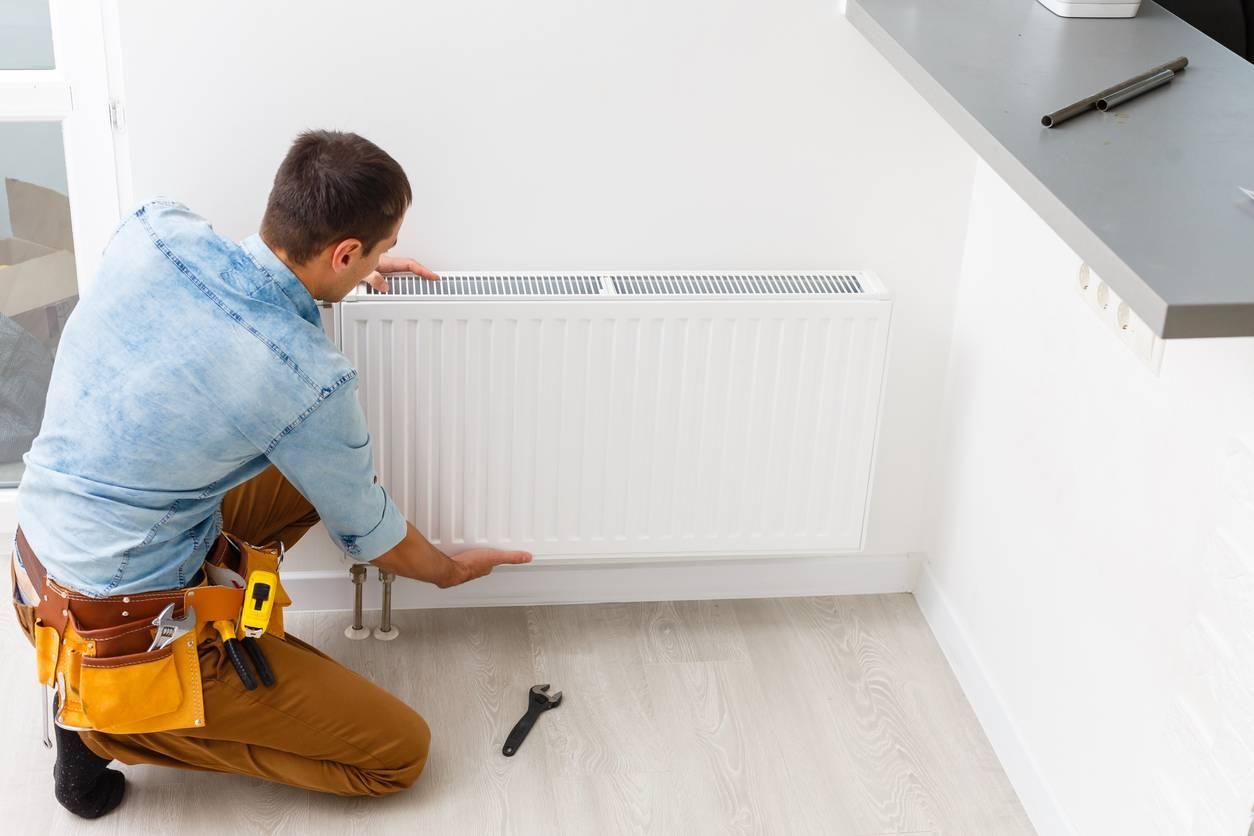 Changement chaudière système de chauffage