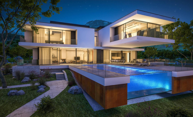 construction maison de luxe