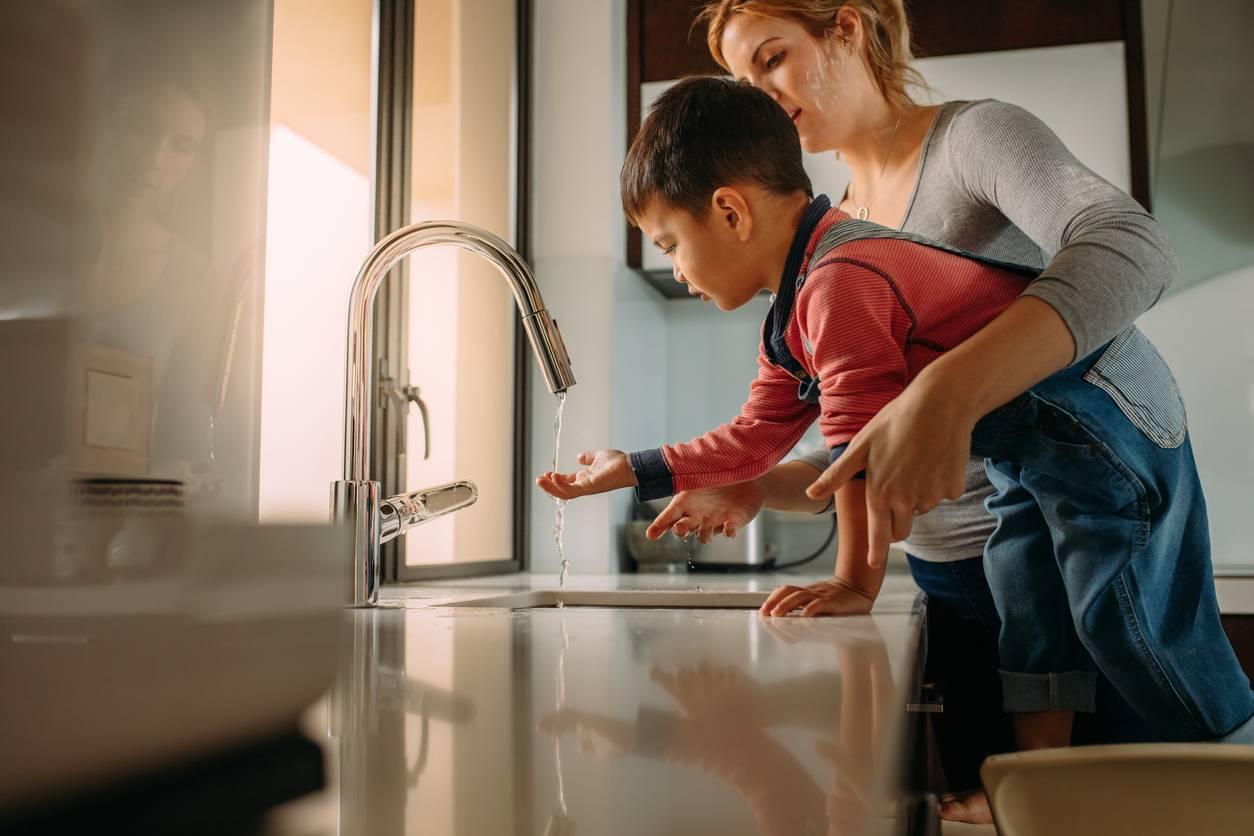 eau du robinet purifiée osmoseur