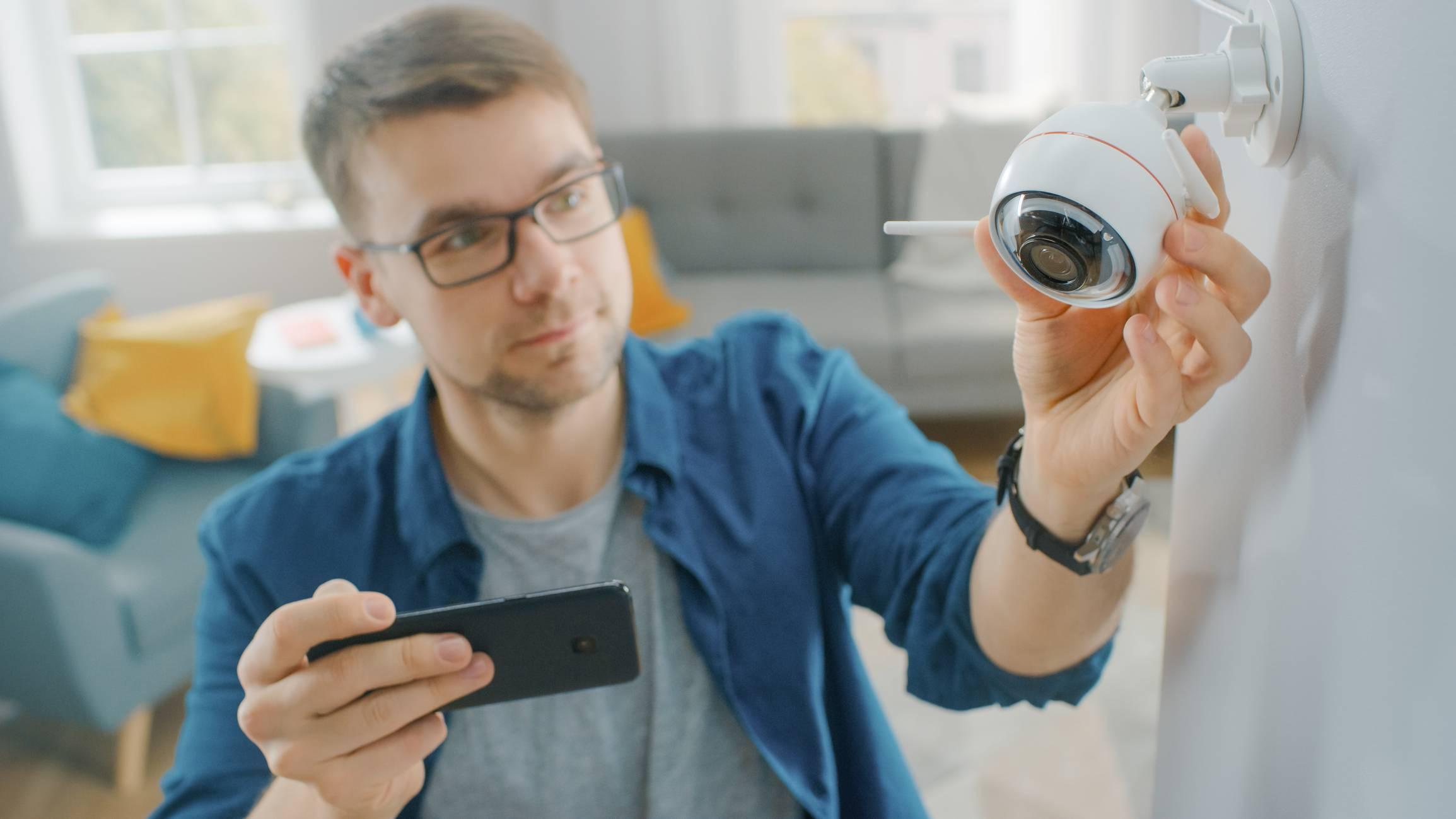 Vidéo surveillance caméra