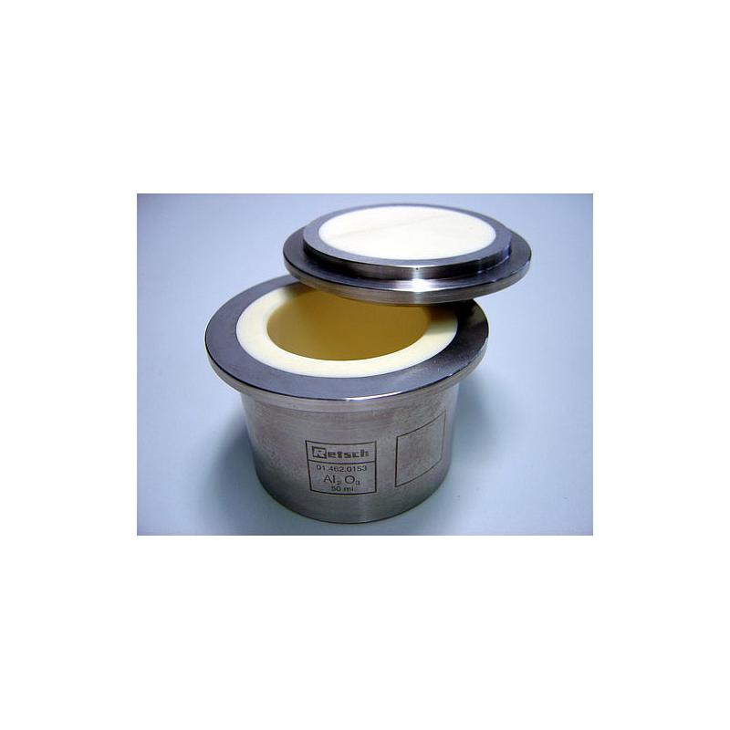 01.462.0153 - Bol de broyage comfort - Corindon fritté - 50 ml