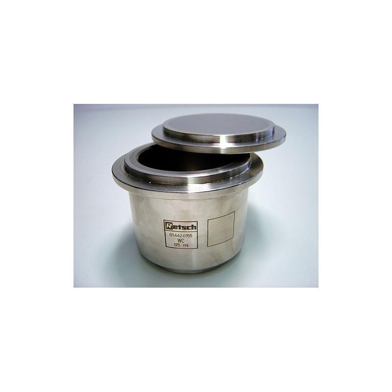 01.462.0155 - Bol de broyage comfort - carbure de tungstène - 125 ml
