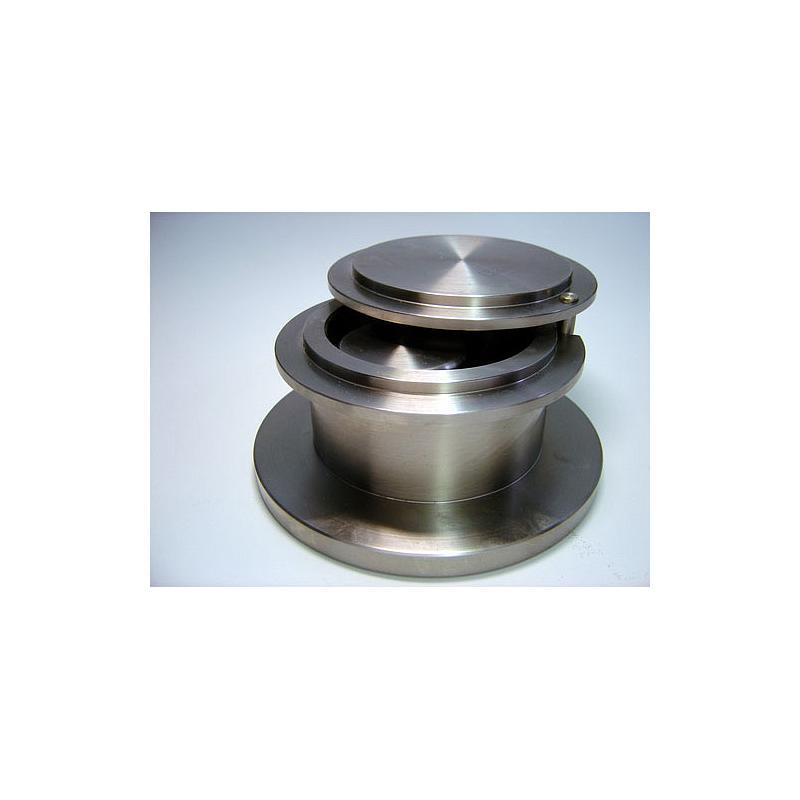 01.462.0170 - Eléments de broyage - acier au chrome - 50 ml