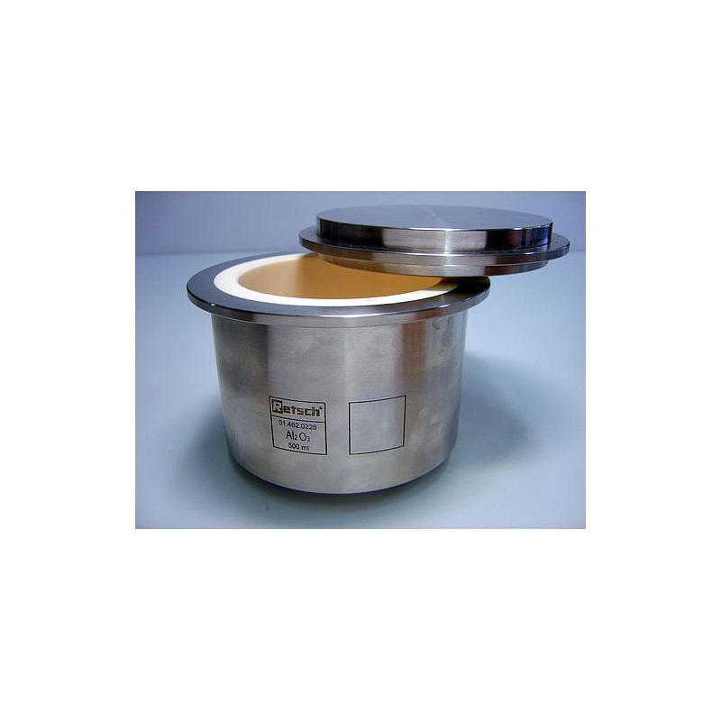 01.462.0226 - Bol de broyage comfort - Corindon fritté - 500 ml