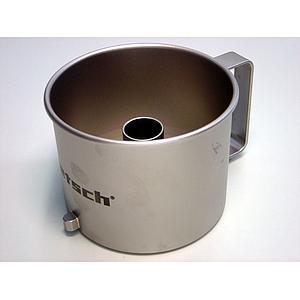 03.045.0050 - Récipient 1 litre, en acier inox