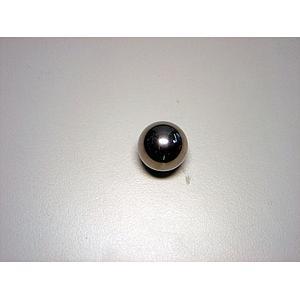 05.368.0037 - Bille de broyage- Acier inoxydable - Ø 12 mm