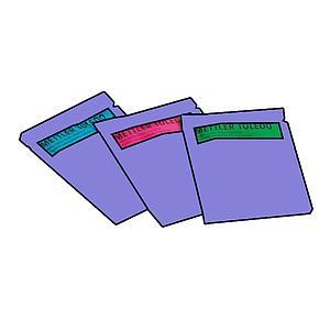 51302049 - Étalon de conductivité 1413 µS/cm - 30 sachets de 20 mL - Mettler Toledo