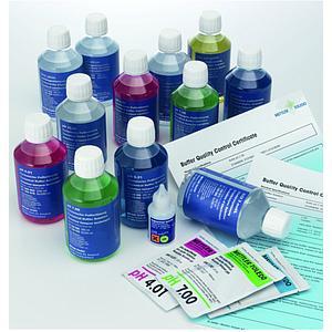 51350038 - Tampon pH 10,00 - Flacon 250 ml - Certifié DKD - Mettler toledo