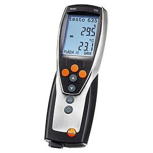 635-2 - Hygromètre à sondes interchangeables - Testo