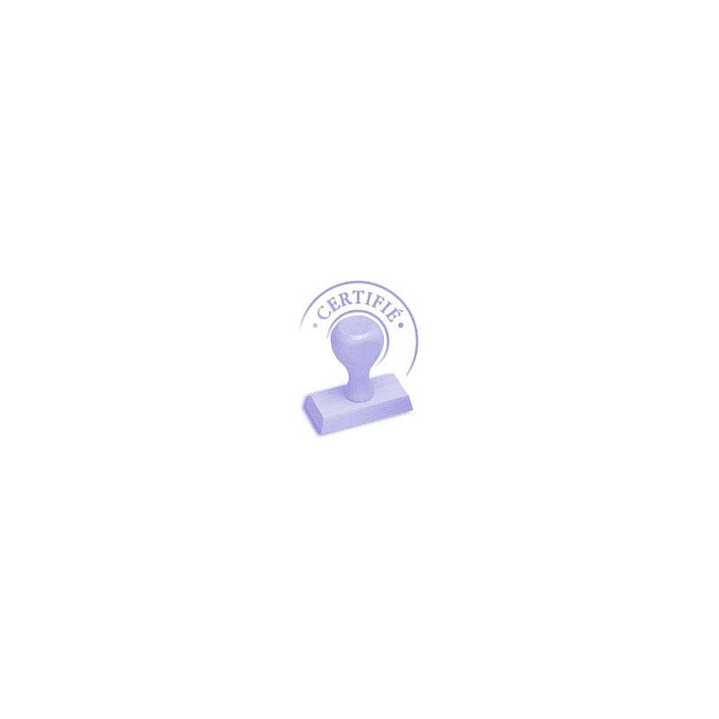 8012-0417 - Certificat 3 points de l'illumination ICH
