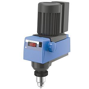 Agitateur à hélice à régulation mécanique RW 28 digital
