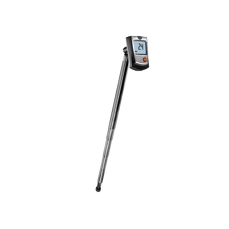 Anemometre : Mesure de la vitesse d'air - anémomètre à fil chaud - Testo 405-V1