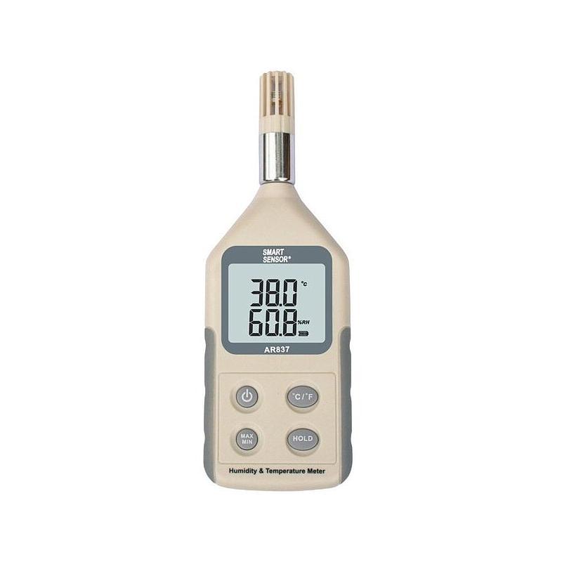 AR837 - Hygromètre à sonde intégrée