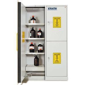 Armoire de sécurité multirisques COMBISTORAGE - Acide / Base / Inflammables