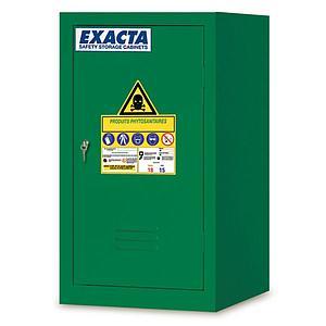 Armoire de sécurité pour produits phytosanitaires PHYTO60/50V - Exacta Optech