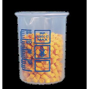 Bécher forme basse en PP - 150 ml - Bürkle