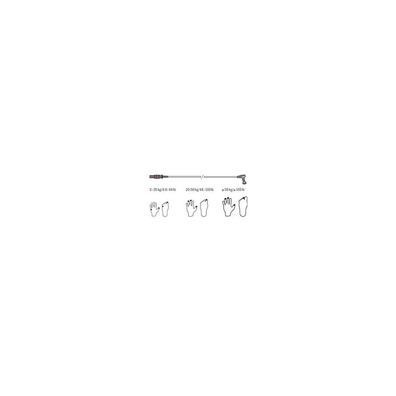Capteur multi-usages réutilisable monobloc - 4 m