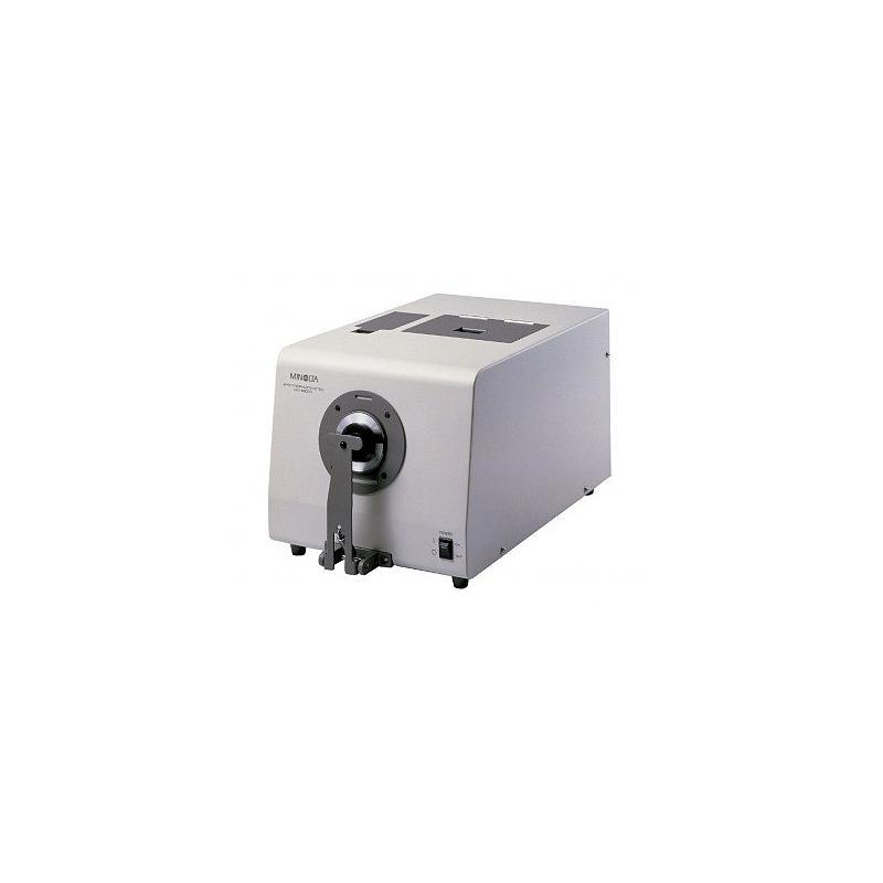 Colorimétrie : spectrophotomètre CM-3600d Konica Minolta