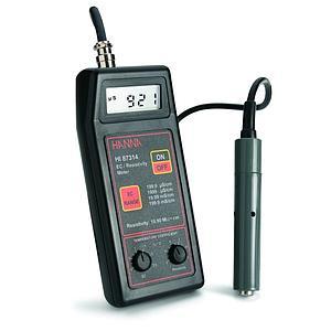 Conductimètre portable HI 87314 - HANNA