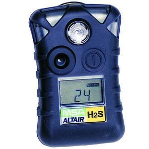 Détecteur monogaz : detecteur de H2S portable (hydrogène sulfuré) Altair - MSA Gallet