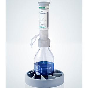 Distributeur Ceramus classic pour dosage manuel - 2.0 à 10.0 ml - Hirschmann