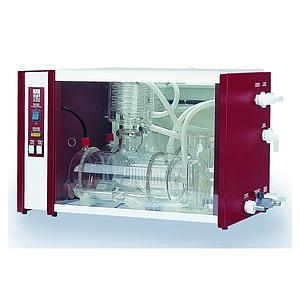 Eau distillée : bi-distillateur en verre 2302 - sans réservoir - GFL