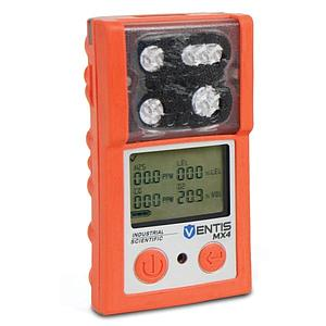 Explosimètre et détecteur multigaz portable Ventis MX4 - O2 - Industrial Scientific