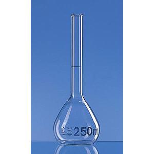Fiole jaugée 200 ml - Col lisse - Lot de 2 - Brand