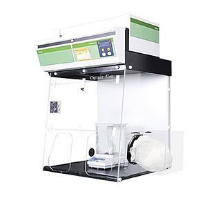 Hotte chimique à filtration (ETRAF) CAPTAIR Flex Midcap M 321 Nue - Erlab