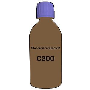 Huile étalon de viscosité - Standard C200 - Byk Gardner
